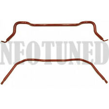 For 86 92 Supra Mark Iii Ma70 7mgte Jza70 Red Front Rear Sway Bar Suspension Kit Fits Supra
