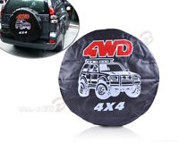 "New universal Spare Wheel Tire Tyre Soft Cover  31""-32"" 4WD"