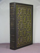 1st, signed by 2(author,intro), Foundation and Chaos by Greg Bear, Easton Press