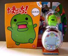 NEW BANDAI English Tamagotchi TamaGo V7 Version 7 Virtual PET+Kuchipatchi Figure