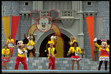 695085 WALT DISNEY WORLD FLORIDA USA A4 FOTO STAMPA