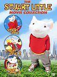 The Stuart Little Movie Collection 1, 2 & 3  DVD Triple Feature