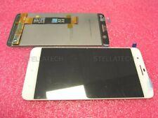 Original HTC One X10 Dual Sim X10u Display LCD+Touchscreen Weiss