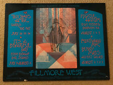 Bill Graham Concert Poster Fleetwood Mac-Ten Years After-Procol Harum And Others
