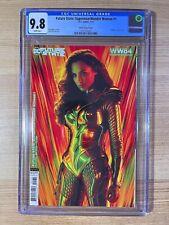 Future State Superman/ Wonder Woman #1 (2021 DC Comics) Movie Variant CGC 9.8