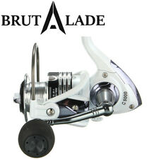 Spinning Fishing Reel Size 1000 | Superior Quality & Value || Brutalade Reels