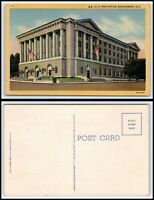ALABAMA Postcard Montgomery, Post Office K48