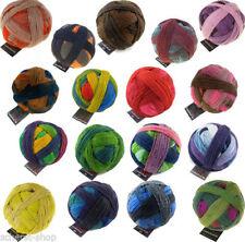 Handarbeits-Farbverlaufswolles im Lace-Garn-Schoppel