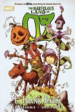 Oz : The Marvelous Land of Oz (2010, Hardcover)