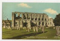 The Abbey, Malmesbury Old Postcard, B363