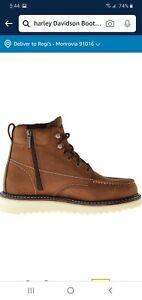Harley-Davidson Men's Beau Boot Size 13M NEW