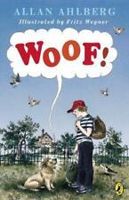 Woof! (Puffin) Par Allen Ahlberg,Acceptable Used Livre (Livre de Poche) Gratuit