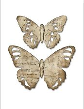 Sizzix Bigz Die Tattered Butterfly  : 664166