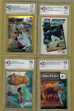 ALEX RODRIGUEZ . 1997 SP Marquee Matchups . Beckett Graded 10 MINT.