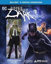 Justice League Dark With Mini Figure (Blu-ray)