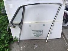 911/912 Porsche SWB right door frame Chrome With Vent Window