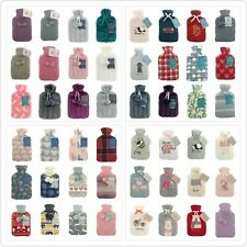 Large New Designs 2 Litre Hot Water Bottles