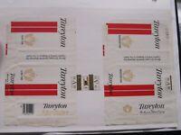 Herbert Tareyton CIGARETTES Packaging 3