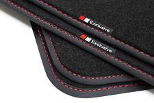 Exclusive-line Design Fußmatten für VW Passat CC 3C/35 4tlg Bj. 2008-2016