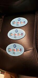 Disney Annual Passholder Disneyland Resort 65th Anniversary AP Magnet AUTHENTIC