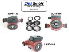CHM GmbH Pompa di Circolazione Riscaldamento 25-40/180, 25/60-180, 25/80/180