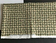 """RJR Quilting Fabric: - """"Christmas Greetings"""" - 100% Cotton - 1 full Yd"""