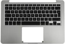 "Apple MacBook Pro Retina 13"" A1502 2015 Palmrest Cover UK Keyboard B661-02361"