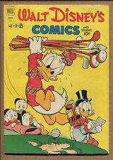 Walt Disney Comics #140 - 1st Gyro Gearloose! - 1952 (Grade 4.5)
