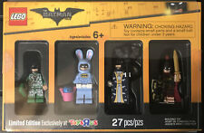 Lego 5004939 Bricktober 2017 Lego Batman Movie Minifigures *Toys R Us Exclusive*