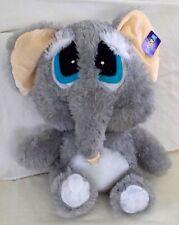 15� Elephant plush toy stuffed Animal anteater Goffa new New unused Extra Soft