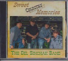 "DEL SINCHAK  ""Sweet Country Memories""  NEW SEALED POLKA CD"