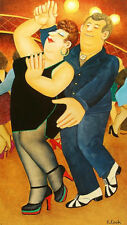 BERYL COOK  ' DIRTY DANCING '  LTD.EDITION  FREE DELIVERY.