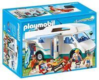 Playmobil Summer Fun Summer Camper Children Playset Toy Gift New
