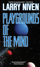 Playgrounds of the Mind by Larry Niven (1991, Hardcover)