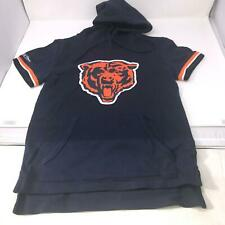 Mitchell and Ness Chicago Bears NFL Short Sleeve Soft Touch Boys Sweatshirt M