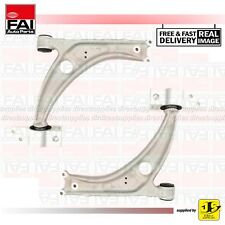 2X FAI WISHBONE LOWER SS6093 FIT VW CC PASSAT SHARAN TIGUAN 1.4 1.6 1.8 1.9 2.0