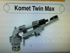 Komet Twin Max End Gun-Irrigation Systems
