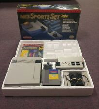 Nintendo Entertainment System NES Sport Set
