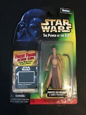 Star Wars Action Figure - The Power of the Force- Princess Lea Organa