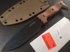 Busse Combat Battle Grade ASH 1 Anniversary Steel Heart SR101 Knife