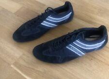 100% HUGO BOSS ORANGE Sneakers 👟, Gr. 41, schwarz
