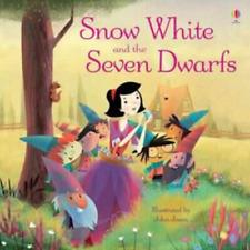 Preschool Bedtime Story - Usborne Picture Book: SNOW WHITE AND THE SEVEN DWARFS