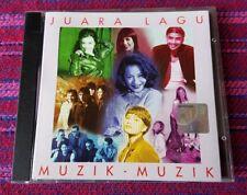 Various Artist ~ Juara Lagu Musik Musik ( Malaysia Press ) Cd