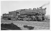 Z455 RPPC 1930s?/50s NYC  NEW YORK CENTRAL RAILROAD  ENGINE #7786