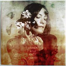 "KEREN ANN - RARE CD SINGLE PROMO ""EASY MONEY (RADIO EDIT)"""