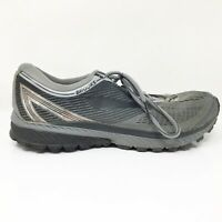 Brooks Mens Ghost 10 1102571D034 Gray Running Shoes Lace Up Low Top Size 12.5 D