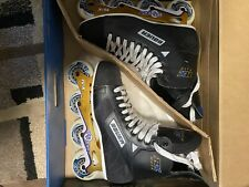 New listing Bauer RX Gold Roller Blades Size 10