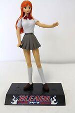 """Toynami Bleach 7"""" Orahime Inoue Manga Anime Figure Statue [A45]"""