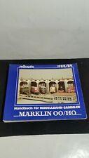 Marklin HO Collectors Manual Price Guide Vintage 1988/89 in German
