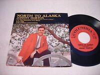 7 PICTURE SLEEVES 1950's and 1960's Pop 45rpm